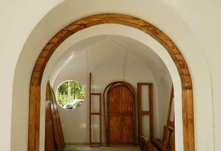 DIY Eco Hobbit House Kit