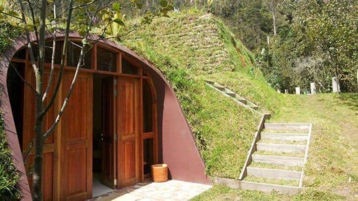 Diy Eco Hobbit House Kit 1001 Gardens