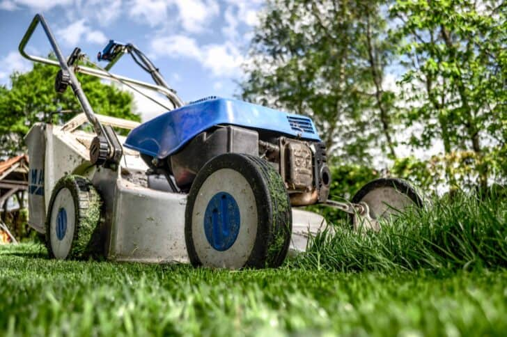 How To: Lawn Mower Repair and Maintenance - landscaping