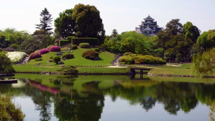 The 5 Most Beautiful Japanese Gardens from Japan - landscaping