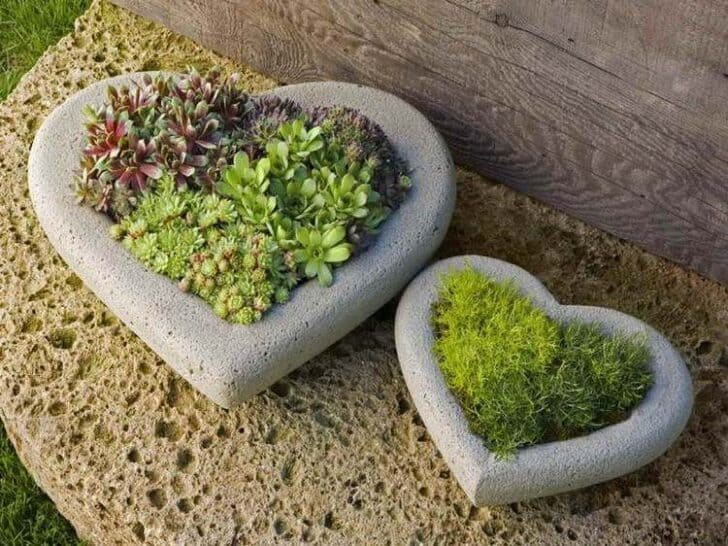 20 DIY Ideas for Garden Decor with Pebbles and Stones ...