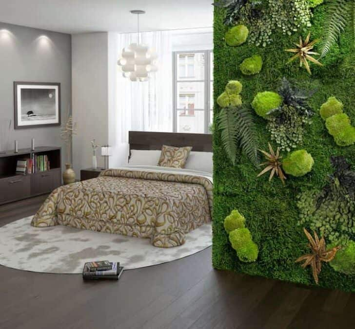 30 Indoor & Outdoor Moss Decorative Ideas - garden-decor