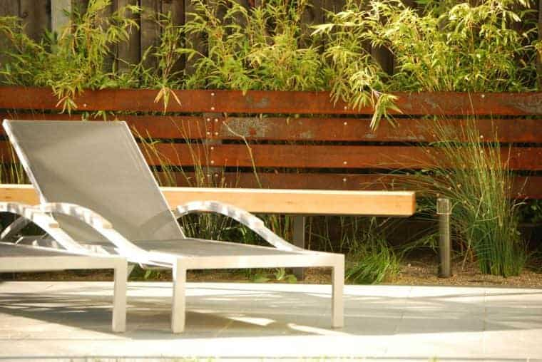 Corten Steel: 50 Very Trendy Garden Decor Ideas 87 - Patio & Outdoor Furniture