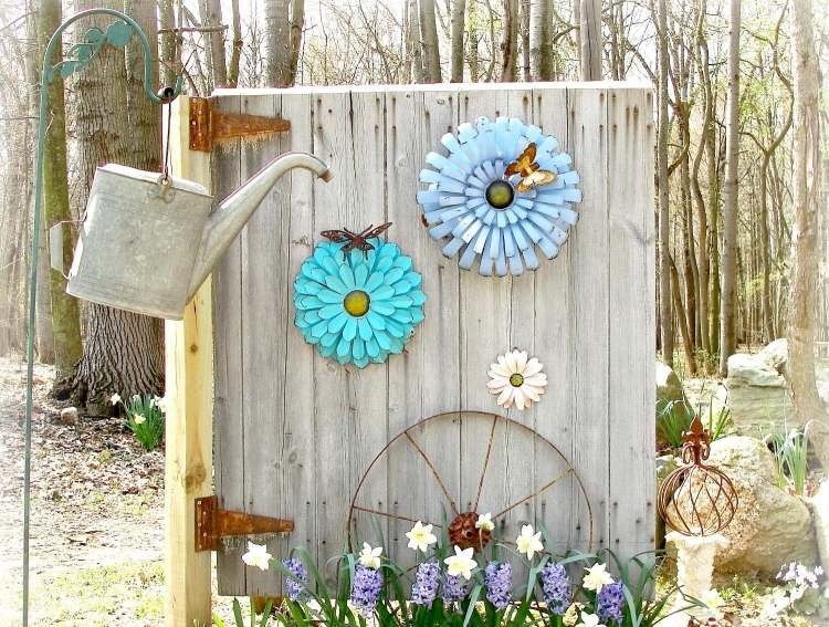 31 Tricky Ideas for Your Garden Decoration 20 - Garden Decor - 1001 Gardens