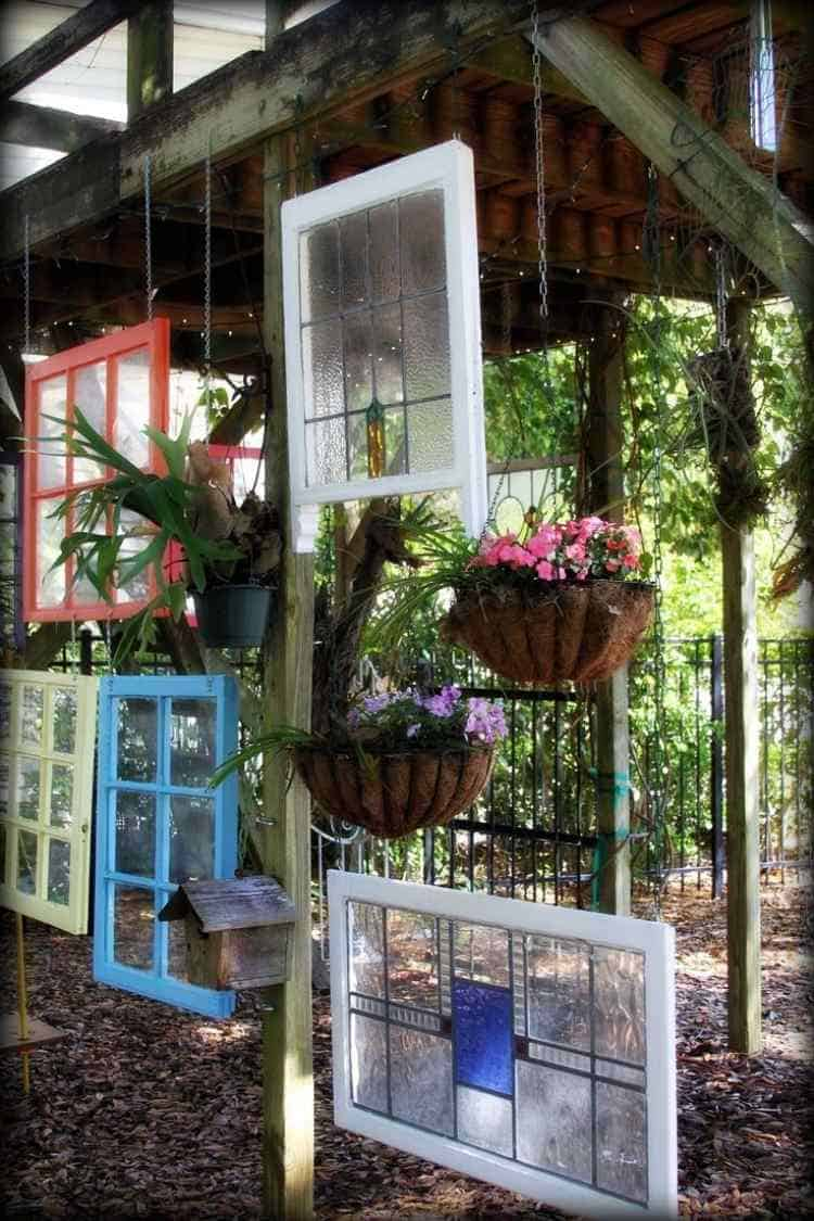 31 Tricky Ideas for Your Garden Decoration - garden-decor