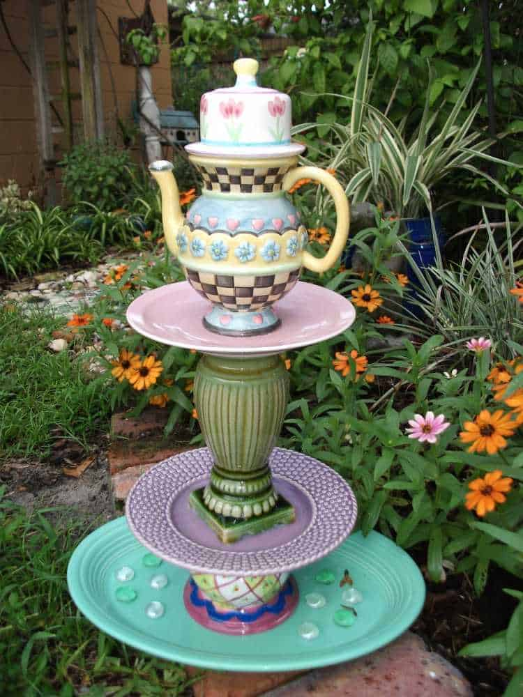31 Tricky Ideas for Your Garden Decoration 22 - Garden Decor - 1001 Gardens