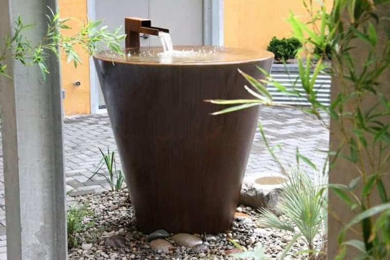 Corten Steel: 50 Very Trendy Garden Decor Ideas 69 - Patio & Outdoor Furniture