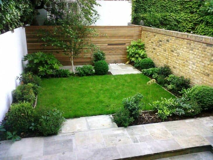 5 Tips to Design a Small Garden 2 - Garden Decor - 1001 Gardens