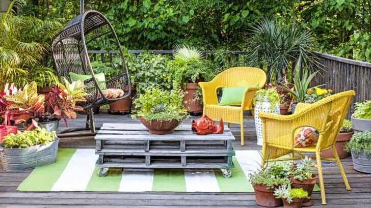 5 Tips to Design a Small Garden 3 - Garden Decor - 1001 Gardens