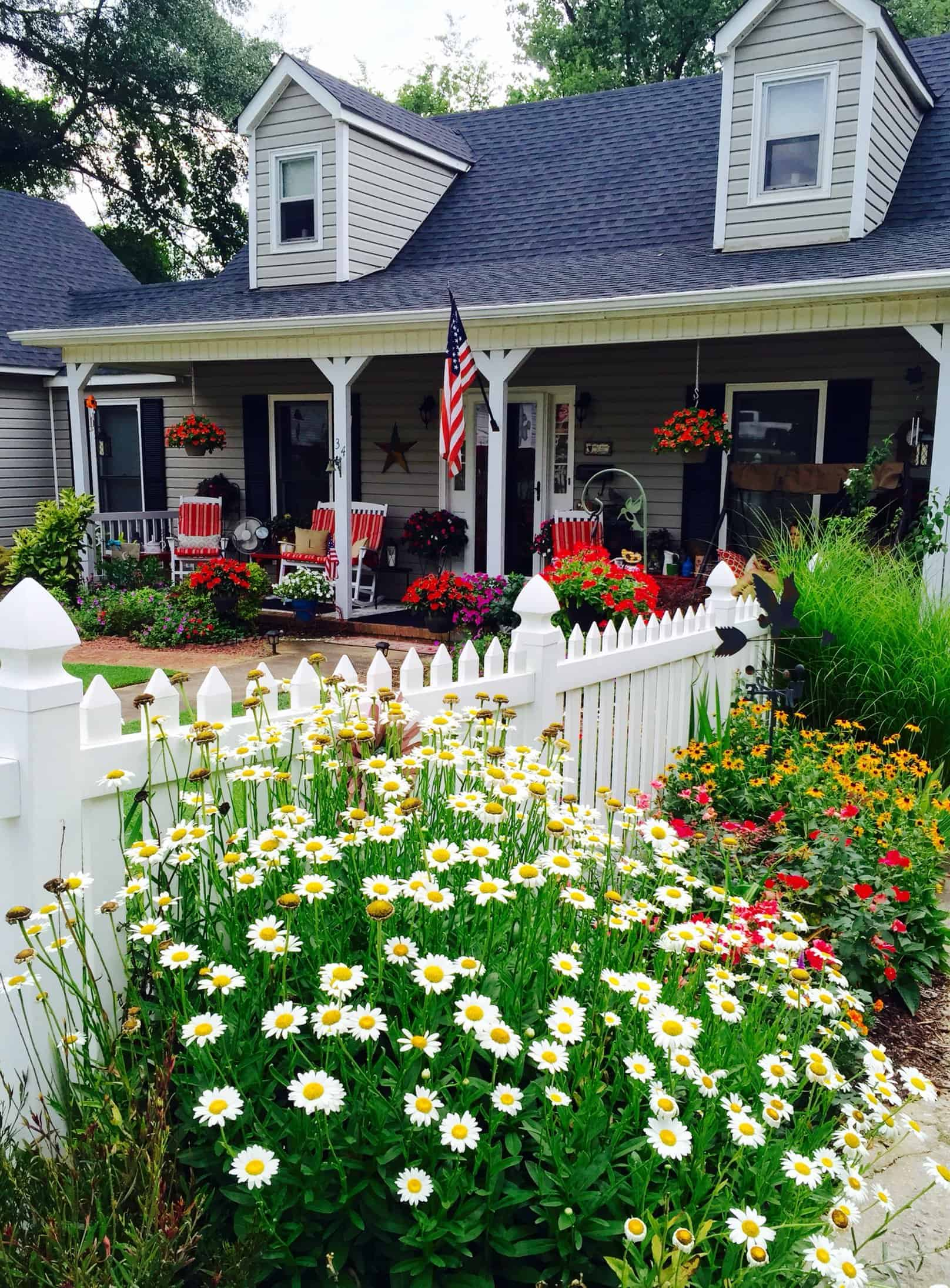 Alabama Cottage Garden