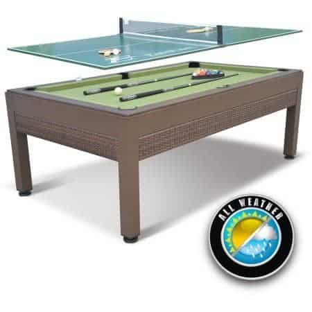Outdoor Pool Tables The Outdoor Billiards and Dining TableBest 25