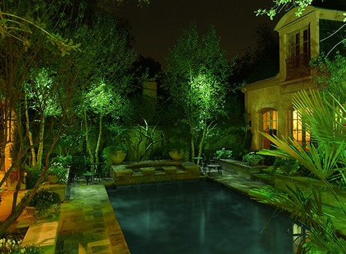 How to Set Up Landscape Lighting Efficiently Garden Decor