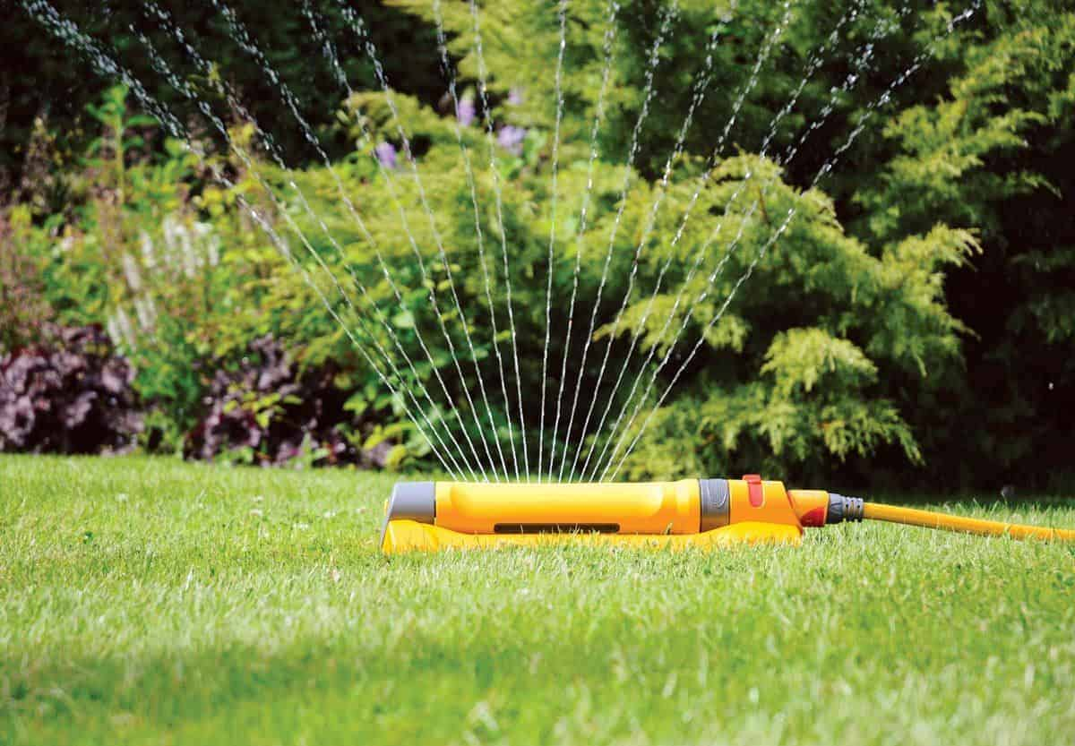 Increasing Your Water Bill for Your Garden