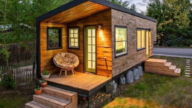 Livable Sheds Guide and Ideas 1 - Summer & Tree Houses - 1001 Gardens