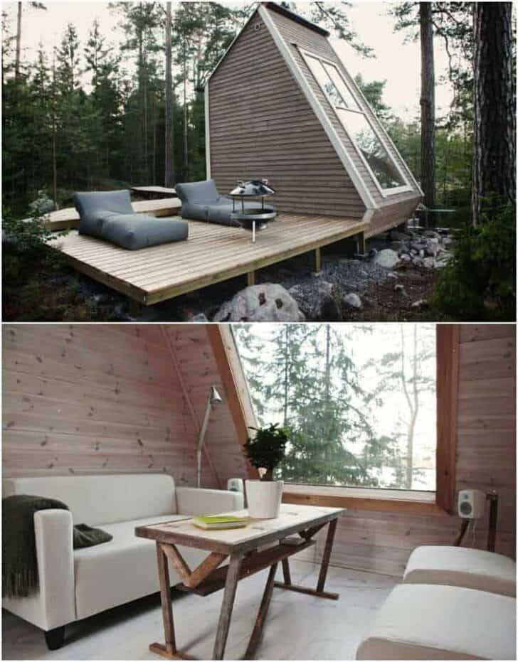 Livable Sheds Guide and Ideas 3 - Summer & Tree Houses - 1001 Gardens