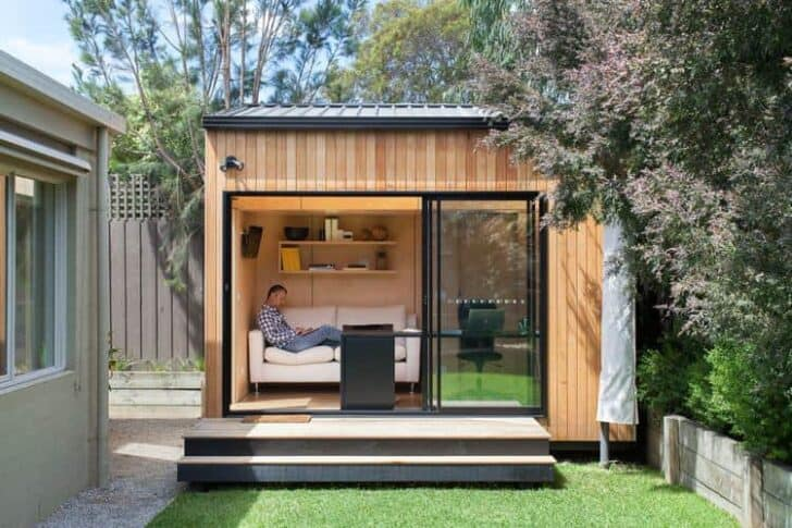 Livable Sheds Guide and Ideas 25 - Summer & Tree Houses - 1001 Gardens