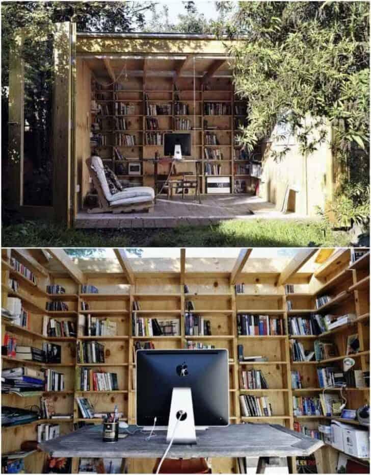 Livable Sheds Guide and Ideas 5 - Summer & Tree Houses - 1001 Gardens