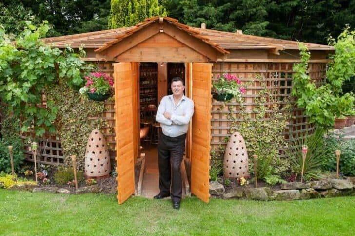 Livable Sheds Guide and Ideas 12 - Summer & Tree Houses - 1001 Gardens