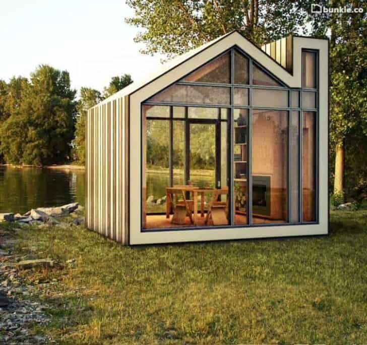 Livable Sheds Guide and Ideas 17 - Summer & Tree Houses - 1001 Gardens