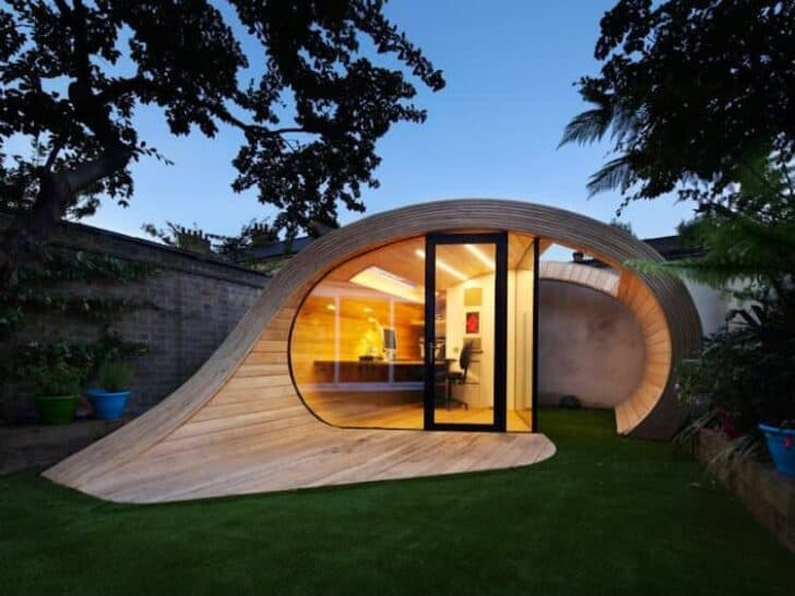 Livable Sheds Guide and Ideas 18 - Summer & Tree Houses - 1001 Gardens