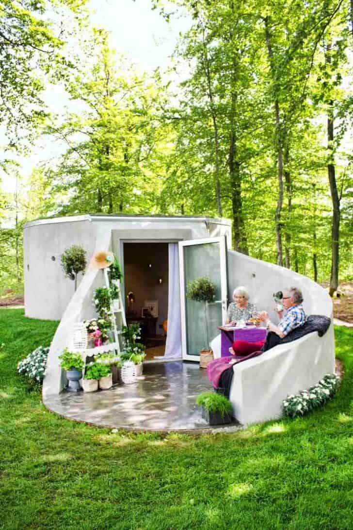Livable Sheds Guide and Ideas 23 - Summer & Tree Houses - 1001 Gardens
