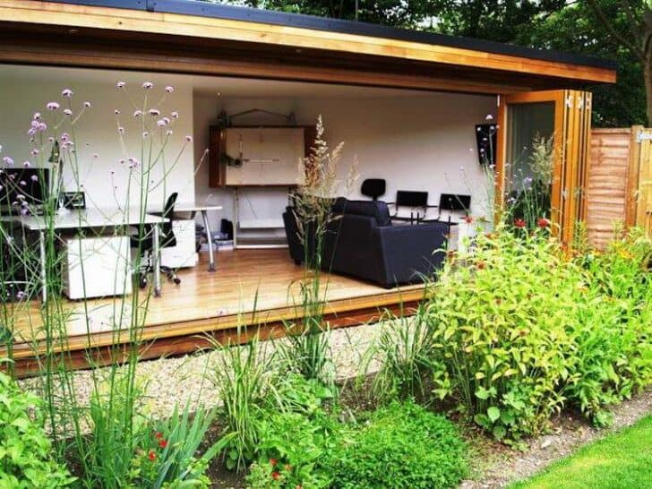 Livable Sheds Guide and Ideas 24 - Summer & Tree Houses - 1001 Gardens