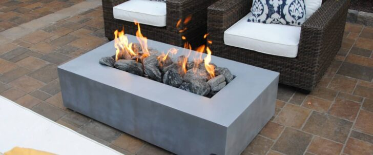 Best Outdoor Gas Fire Pits 1 - Fire Pits & Grills