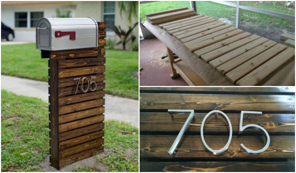How to Make an Amazing Wooden Mailbox - mailboxes
