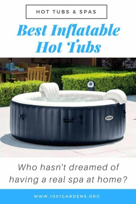 Best Portable Inflatable Hot Tubs 2018