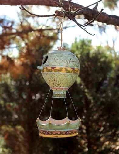 Decorative Bird Houses: The 10 Rules to Follow - feeders-birdhouses