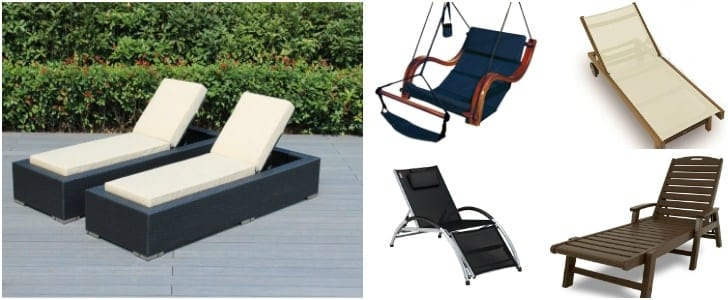 Best Outdoor Lounge Chairs 2017 Review