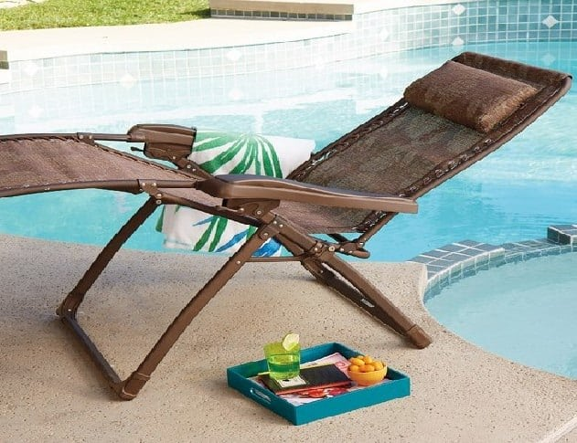 best outdoor zero gravity chairs