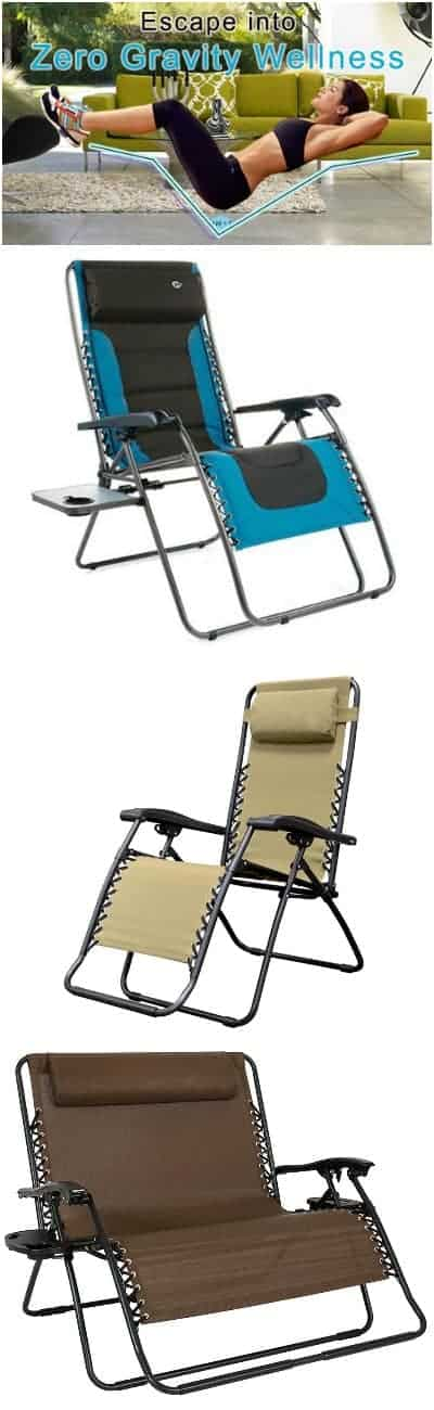 Best Outdoor Zero Gravity Chairs 2017 123