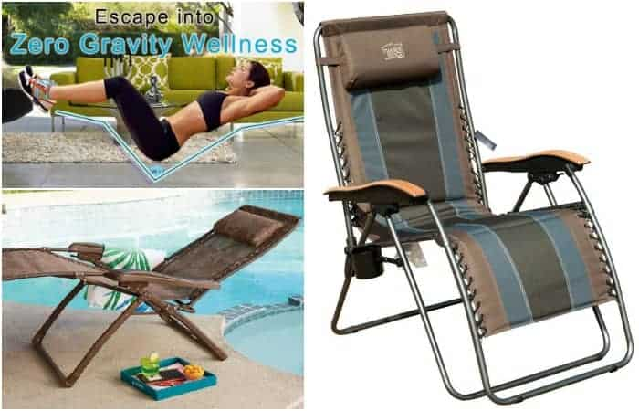 Best Outdoor Zero Gravity Chairs 2017