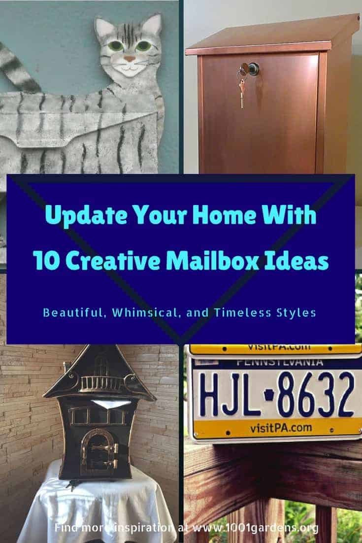 10 Amazing Wall-mounted Mailbox Ideas