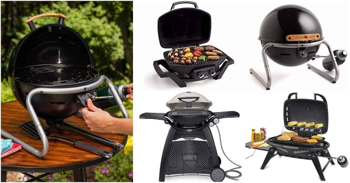 How to Choose a Portable Natural Gas Grill