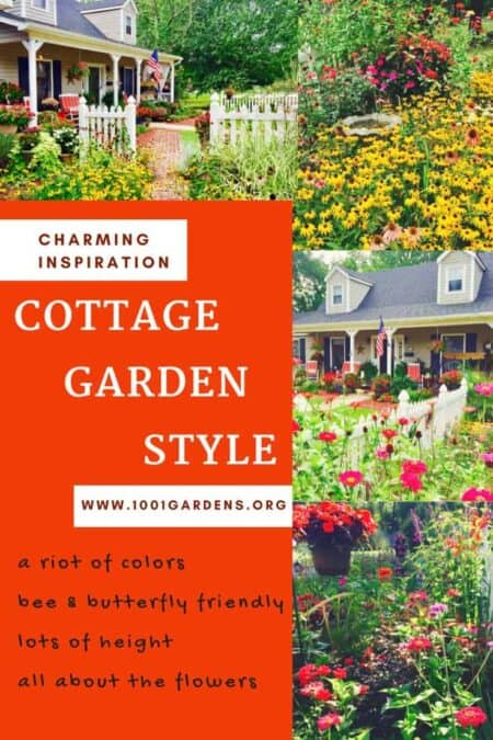 Smith Cottage Garden Provides Ideas Galore! 4 - Landscape & Backyard Ideas - 1001 Gardens