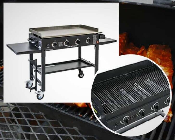 This should've been one of the Top 6 Portable Gas Grills just because it is awesome.