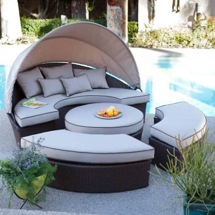 Wicker Patio Furniture Ideas   Patio Outdoor Furniture