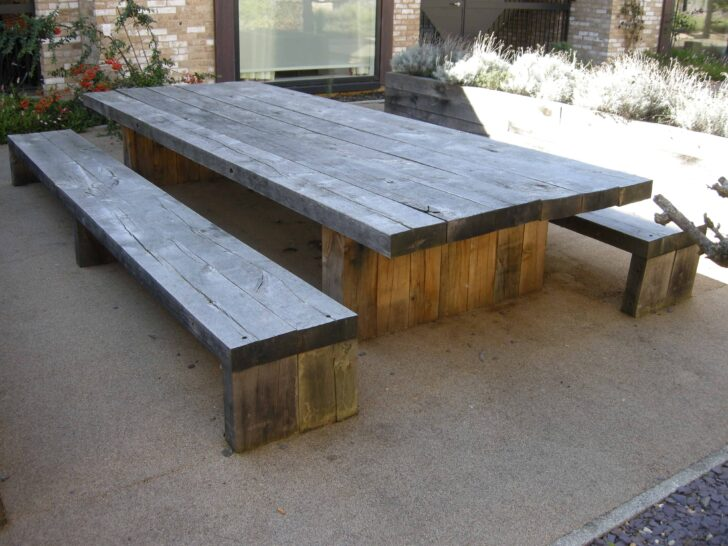 Outdoor Wooden Bench, The Best Place To Seat   Patio Outdoor Furniture