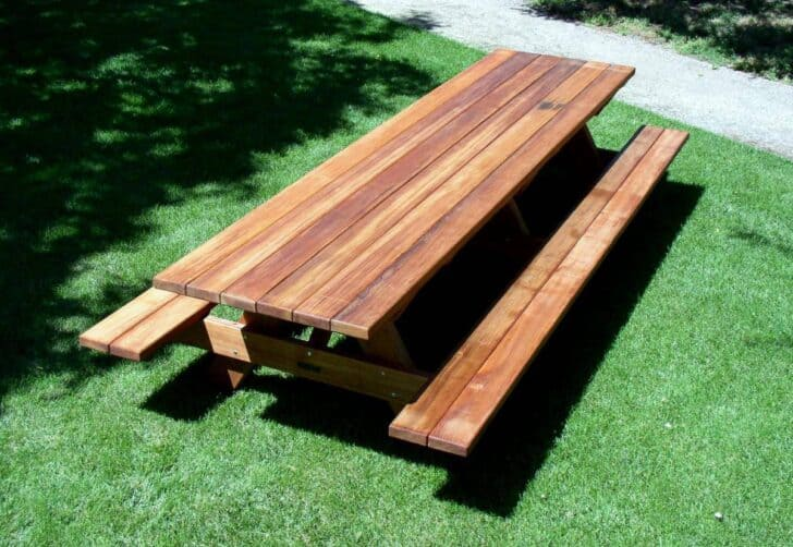 Outdoor Wooden Bench, The Best Place to Seat - patio-outdoor-furniture