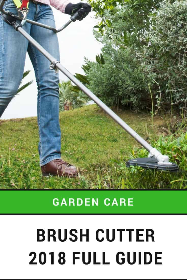 Best Grass and Brush Cutter 2018
