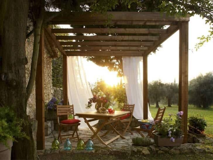 Patio Covers Ideas and Tips 4 - Patio & Outdoor Furniture - 1001 Gardens