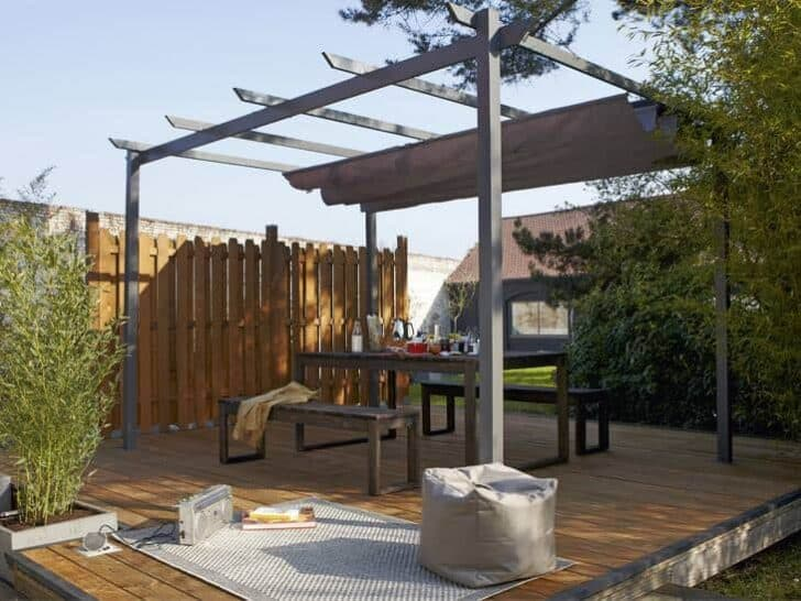 Patio Covers Ideas and Tips 7 - Patio & Outdoor Furniture - 1001 Gardens