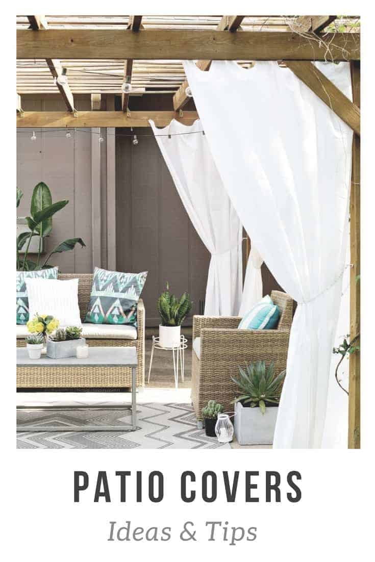 Patio Covers Ideas and Tips - patio-outdoor-furniture