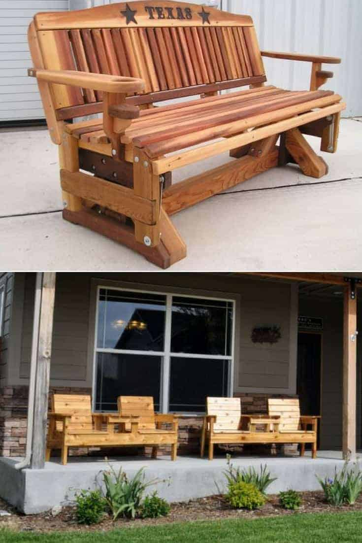 Outdoor Wooden Bench The Best Place To Seat 1001 Gardens
