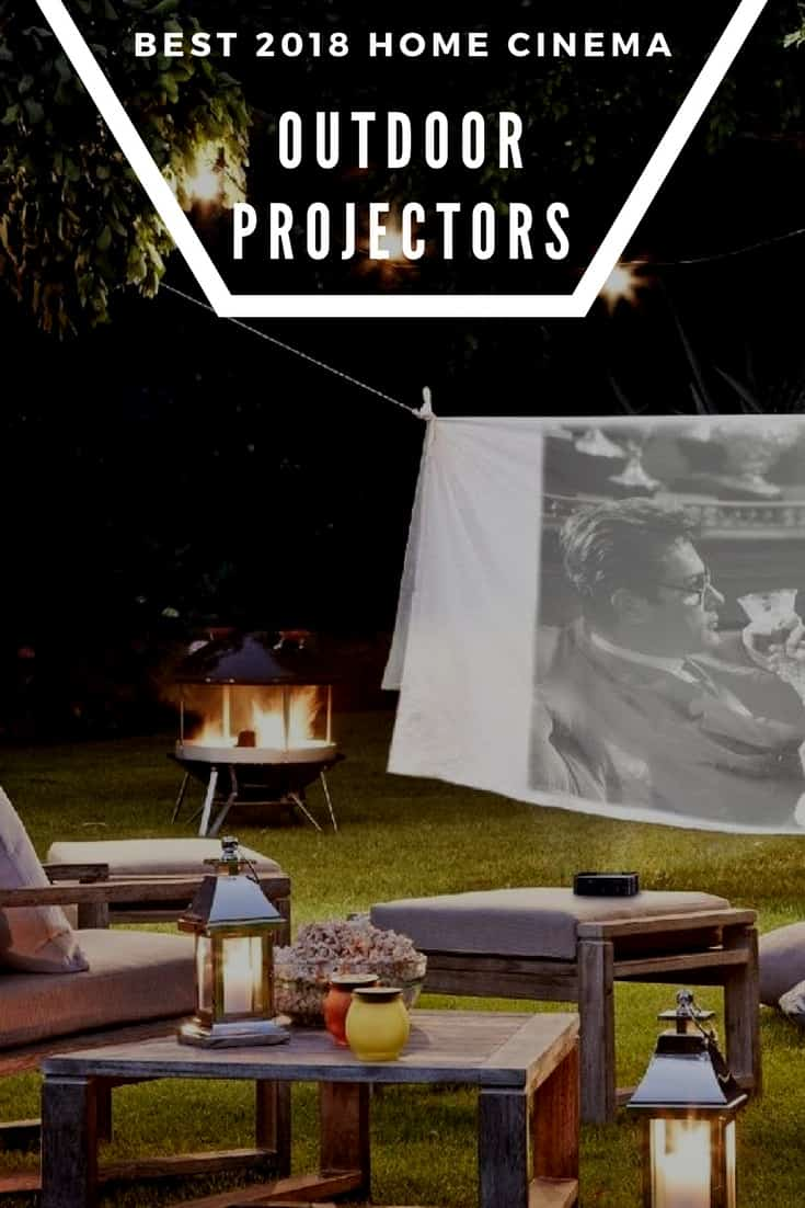 best outdoor projectors of 2018 1001 gardens. Black Bedroom Furniture Sets. Home Design Ideas