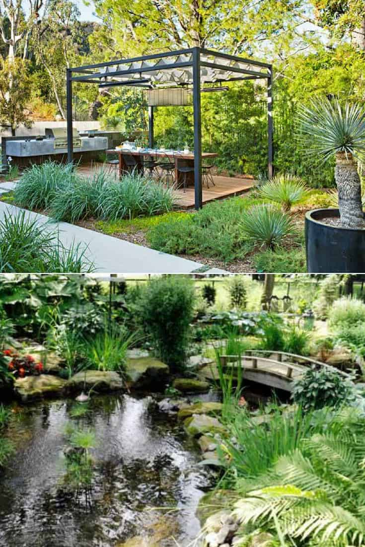 Backyard and Front Yard Landscaping Ideas - 1001 Gardens on Front Yard And Backyard Landscaping Ideas id=32965