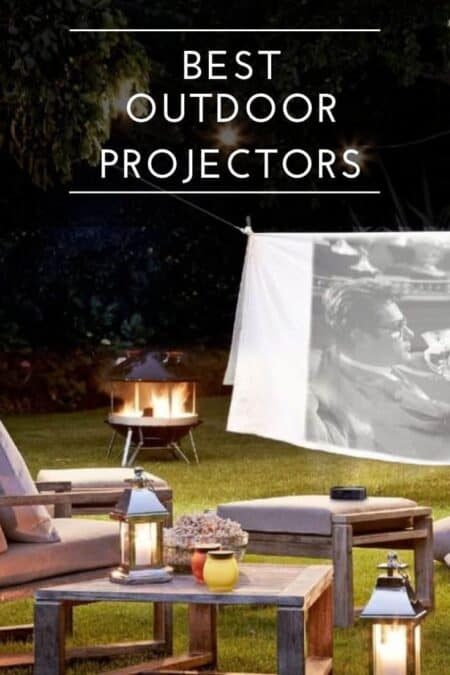 Best Outdoor Projectors of 2019 (updated)