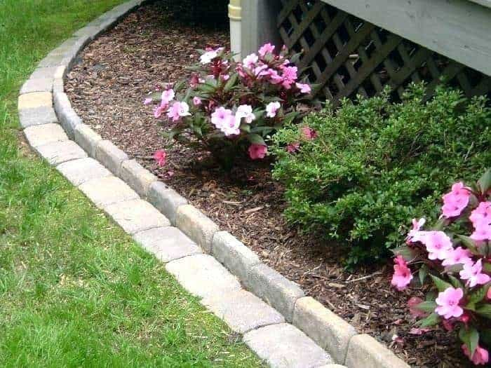 How to Flower Bed Edging - Full Guide - garden-decor, flowers-plants-planters